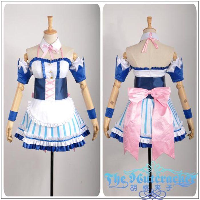>> Click to Buy << THE IDOLM STER KANAKO MIMURA Cinderella girls cosplay costume anime Halloween dress clothing cloth Free Shipping custom made #Affiliate