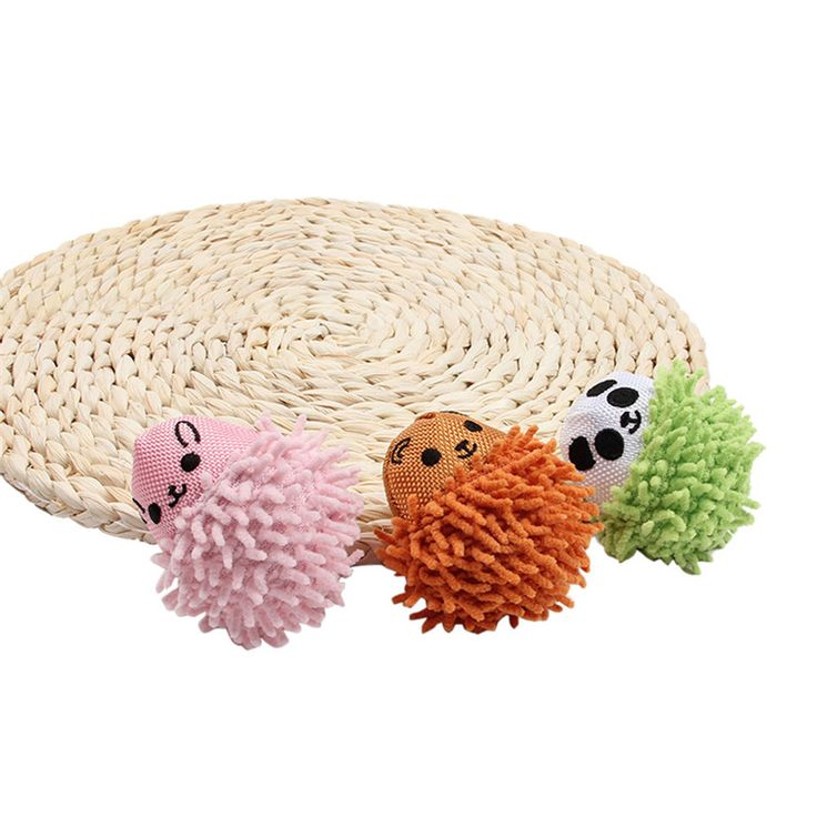 Dog Play Toy Pet Puppy Chew Squeaker Squeaky Plush Sound Hedgehog Teeth Clean Cashmere C7714 #Affiliate
