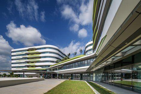 SUTD Singapore University of Technology Design , 2015 - UNStudio, DP Architects