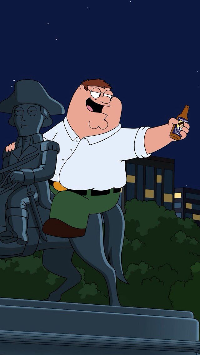 #Peter #Griffin from the #Family #Guy #TV #Show Get it for your #iPhoneWallpaper  Find out more galleries at http://iphone5retinawallpaper.com/