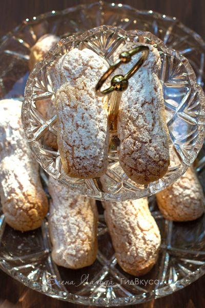 Воздушные ванильные пирожные от Laduree