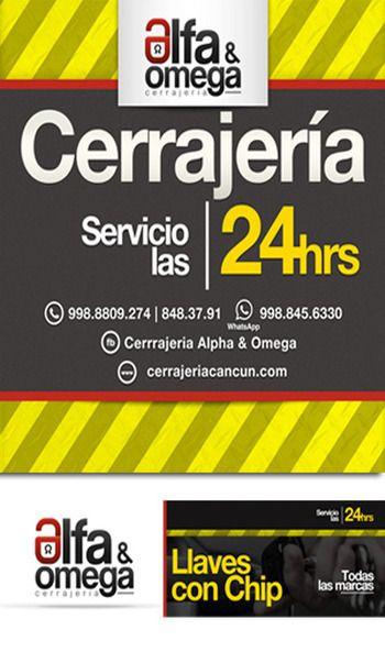 CERRAJERÍA ALFA & OMEGA ------- http://www.amarillasinternet.com/CerrajeriasEnCancun/ Cerrajería en Cancún. Duplicado de llaves para casas o automóviles, llaves sencillas o con chip, cerrajería Automotriz, apertura de autos, control de Acceso. Servicio a domicilio las 24 HRS. Los 365 días del año. Atendemos Cancún & Riviera Maya.