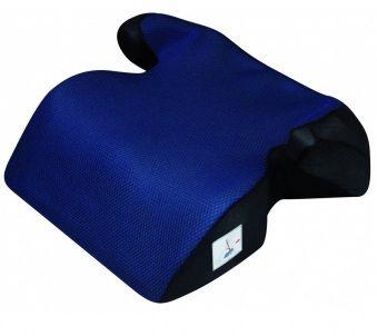 Kindersitzerhöhung Juniors Best blau geeignet für Kinder mit 15-36 kg