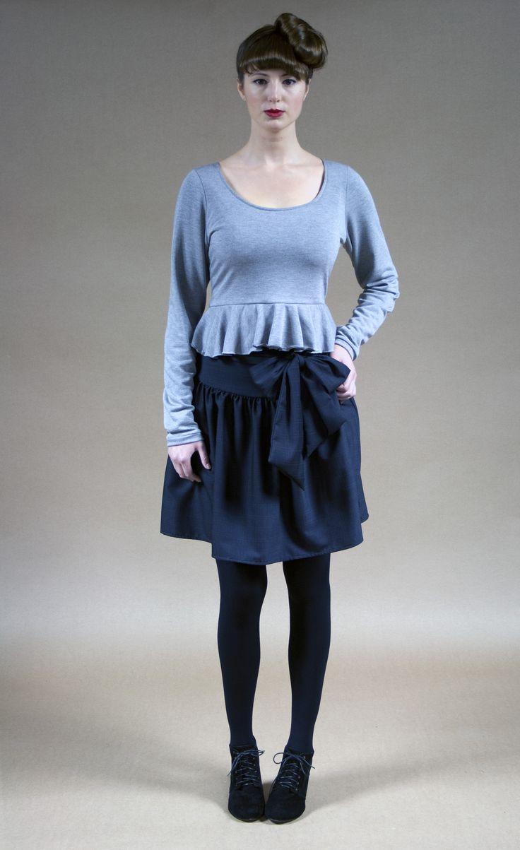 Jazz Jumper, Cutie Skirt