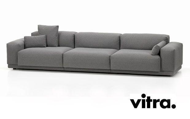VITRA PLACE SOFA (Design Jasper Morrison 2008)