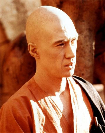 David Carradine Kung Fu a 70′s TV show