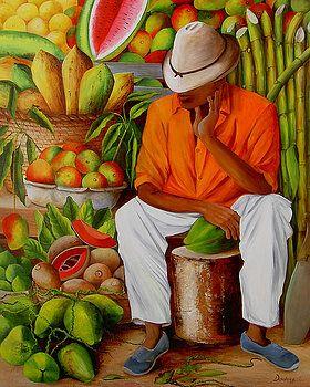 Manuel by Dominica Alcantara
