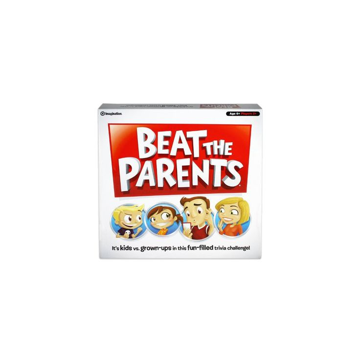 Beat the Parents Trivia Game