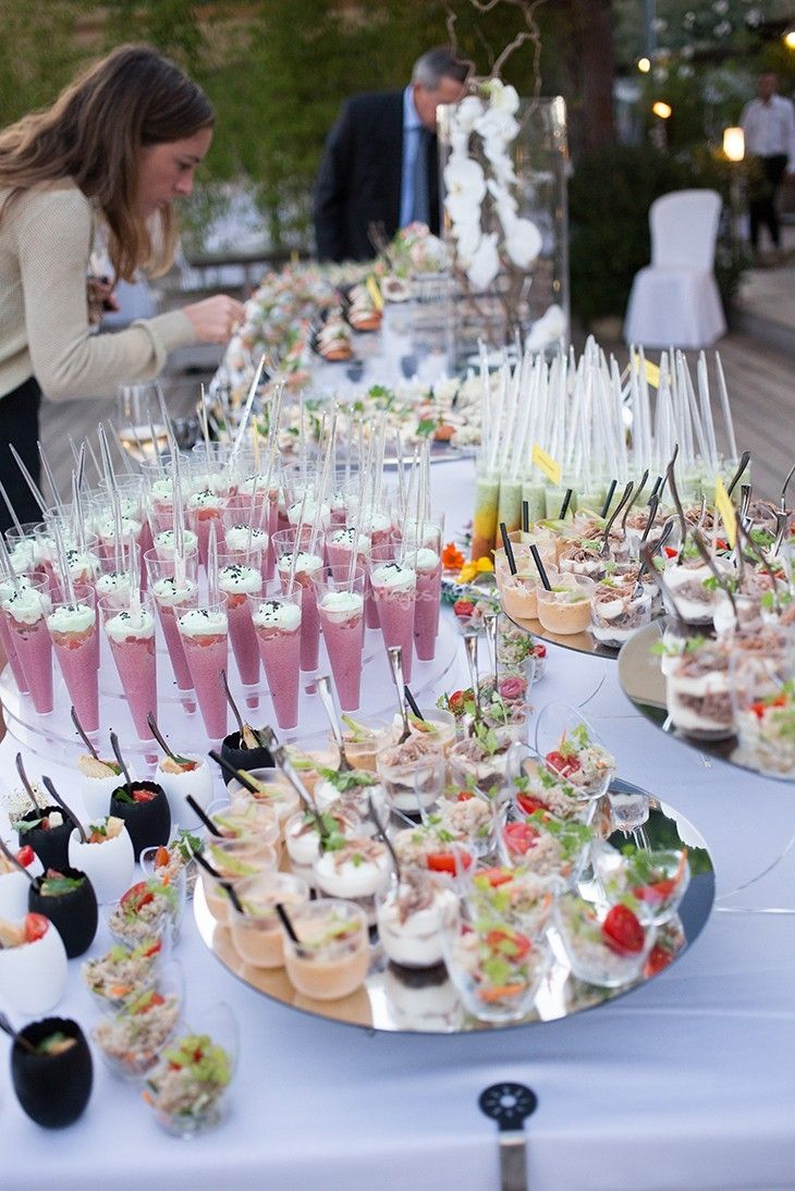 Häufig 31 best Buffets images on Pinterest | Buffets, Wedding foods and  GN78