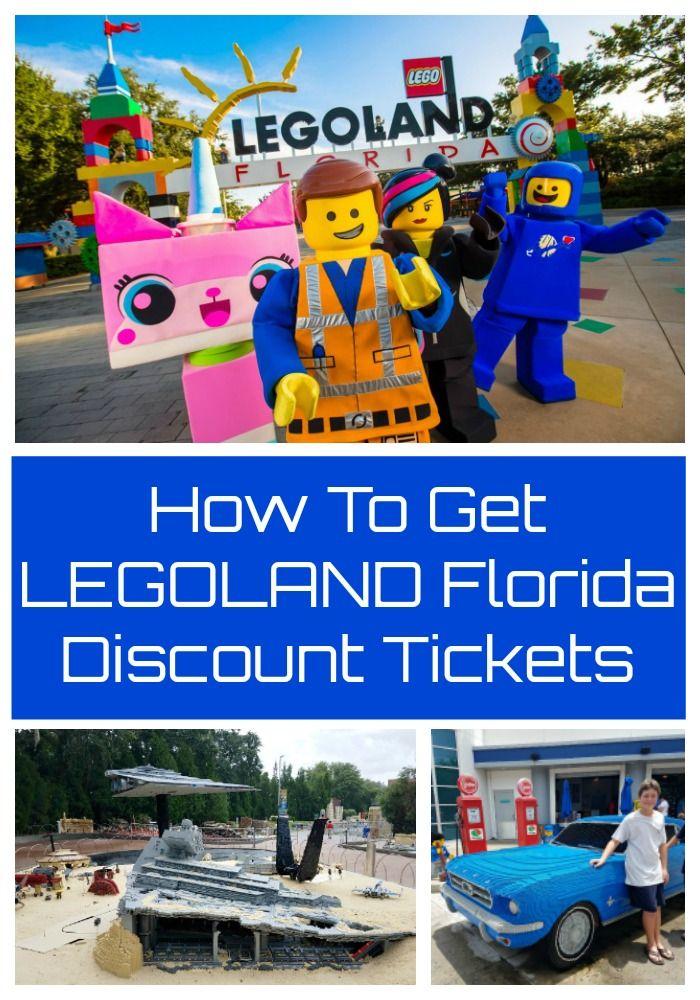 How To Get Legoland Florida Discount Tickets Legoland Florida