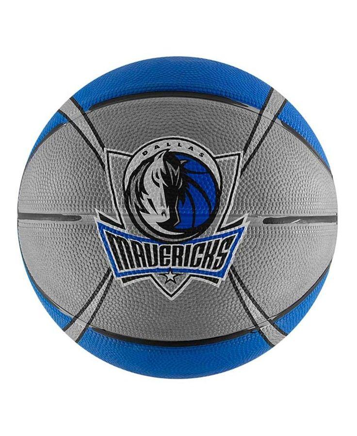 Spalding Dallas Mavericks Size 3 Logo Basketball Logo