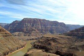 Wielki Kanion, Rzeka, Colorado, Kanion