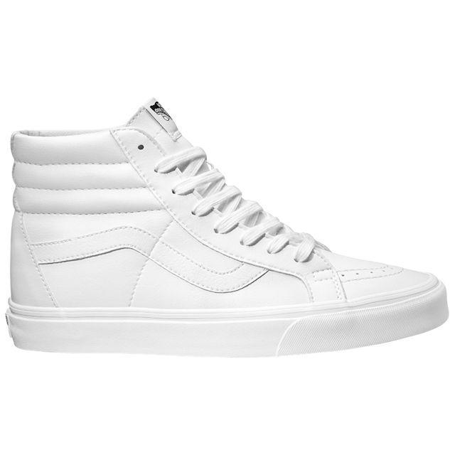 Vans Sk8 Hi - Men's | Foot Locker | Bmx shoes, Vans sk8, Vans