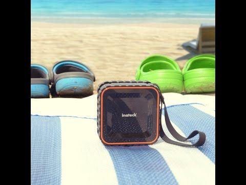 Cooelr #Bluetoothspeaker für den #Strand oder #Pool. Makeityours. Devallor.de   #Speaker #Bluetooth #Gadgets