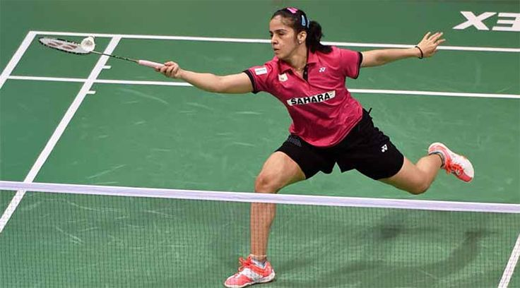 Saina becomes first Indian to enter final at Worlds Read complete story click here http://www.thehansindia.com/posts/index/2015-08-15/Saina-becomes-first-Indian-to-enter-final-at-Worlds-170315