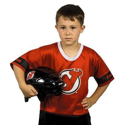 Franklin Sports NHL Team Licensed Hockey Uniform Set for Kids, Kids Unisex, New Jersey Devils