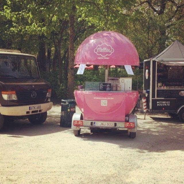 """@welovemellow's photo: """"On est au Food truck festival tout le week-end! """""""