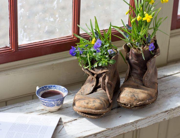 Påskplantering - Blommor & Trädgård, Claras påsk - UnderbaraClara