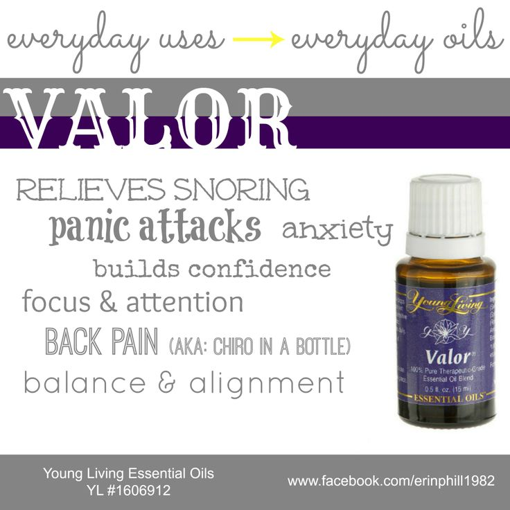 1000 Images About Valor Young Living On Pinterest