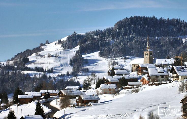 crest voland val d'arly petite station de ski familiale