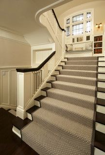Fremont Georgian Residence - traditional - staircase - minneapolis - by Peterssen/Keller Architecture