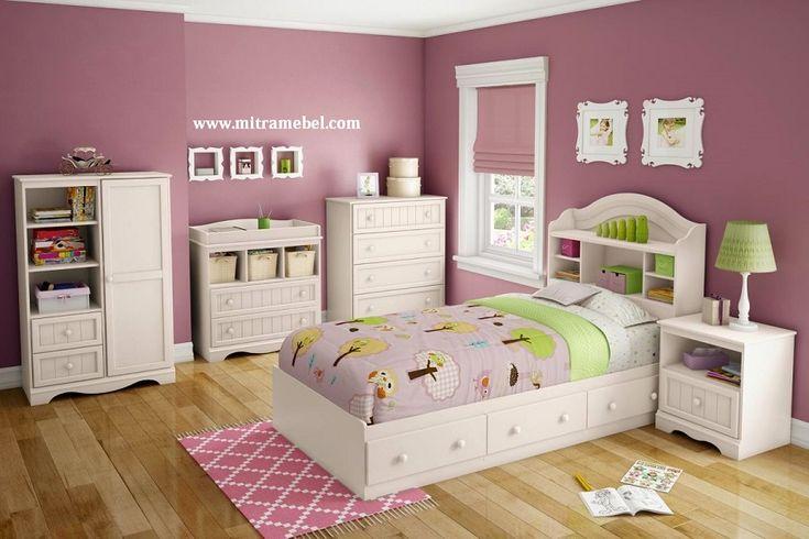 Set Kamar Tidur Anak Model Minimalis Terbaru merupakan produk furniture yang kami tawarkan kepada anda yang mencari perlengkapan furniture kamar anak model terbaru berkualitas bagus , kamar tidur anak tampilan mewah, harga kamar tidur anak bersahabat.
