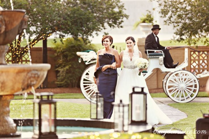 Crystal & Cliff's wedding at Southern Oaks Plantation in New Orleans, LA…