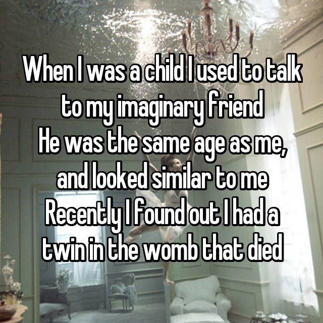 17 Stories About Imaginary Friends That Prove Kids Are Terrifying