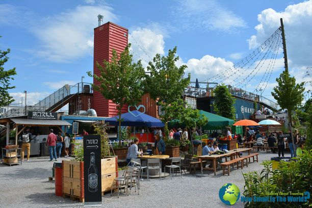 Frau Gerolds Garten Zurich In This Great Place You Can Enjoy Food Drink And More Garten Outdoor Zurich