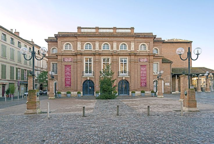 Montauban - Olympe de Gouges theater