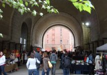 The Sunday Flea Is Now In DUMBO!  10am-5pm, Pearl Plaza ( Manhattan bridge)