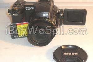 Nikon Coolpix 8700, fungerar jätt bra..med minne 512 mp Check out more #cameras for sale on http://www.ibuywesell.com/en_SE/category/Cameras/396/  #Nikon #digitalcamera #camera