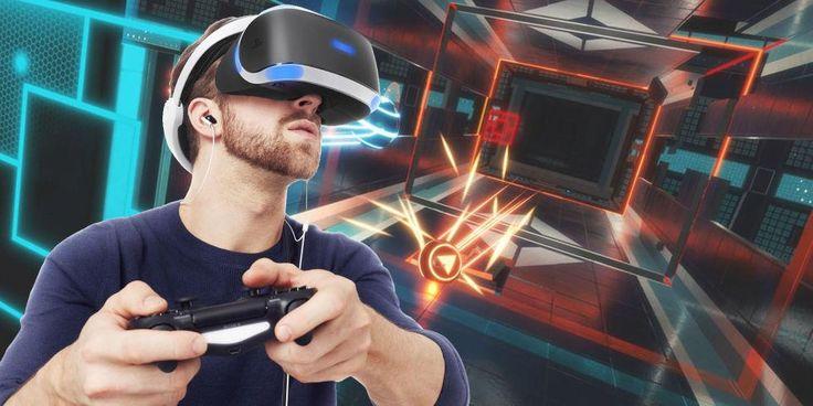 #Oyun bağımlıları #VR ( #SanalGerçeklik ) teknolojisiyle eğlenceyi üst düzeye taşıyor. #Dijital teknolojilerin yükselişinin etkileri elbette ki öncelikle iş dünyası ve sanayi de görülüyor. Fakat yeni nesil iş kolları ve farklı üretim opsiyonları sunan bu ezber bozan teknolojiler elbette günlük hayatımızda da yer edinmekte de geç kalmadı. Örneğin VR gözlükleriyle oynanan sanal gerçeklik oyunları artık arkadaş ve aile partilerimizde yerini aldı. Samsung Mobile Sony LG Electronicsve daha birçok…
