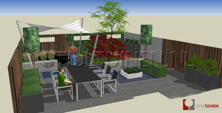 211 best tuinontwerp 3d garden design images on for Tuin 3d ontwerpen
