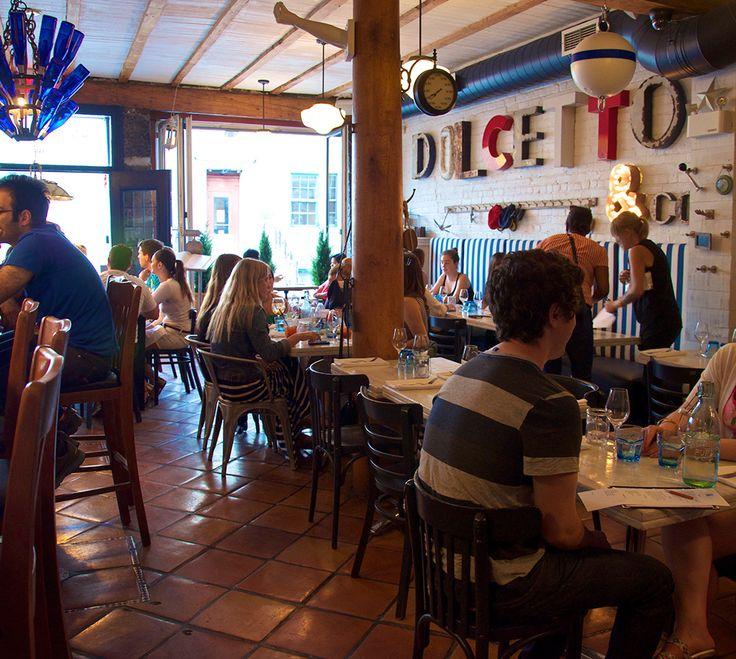 DOLCETTO // bar à vin italien - vieux port montreal