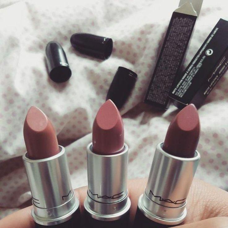 Make up tips Mac lipstick color