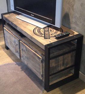 Meuble TV industriel meubles (photo 1)