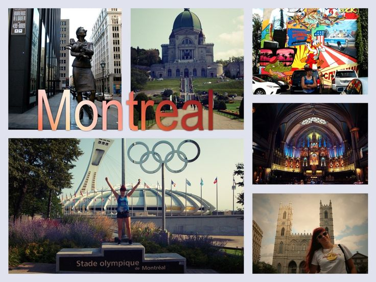 Montreal is the second largest city in Canada. Hard to believe it's an big island located on the St. Lawrence river. Discover the city with me and try a traditional snack - Poutine!