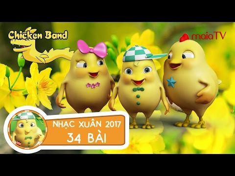 Đăng tải ngày: 2017-02-02 14:10:59; Số lượt người xem: 4405148 được đánh giá: 0.00 trên thang 5 điểm.  Thông tin về nội dung: Nhạc Thiếu nhi vui nhộn TỔNG HỢP 34 Bài Nhạc thiếu nhi | Hoạt hình | Chicken Band | Hát cùng Siêu chip | Ban Nhạc Gà Con  Đăng ký kênh tại:   Bạn đang xem  Nhạc Thiếu nhi vui nhộn | TỔNG HỢP 34 Bài | Chicken Band  Siêu chíp gà con tại website XemTet.com bản quyền video thuộc về Youtube. Chúc các bạn xem phim  Nhạc Thiếu nhi vui nhộn | TỔNG HỢP 34 Bài | Chicken Band…