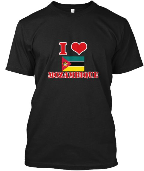 Mozambique Flag Artistic Red Design Black T-Shirt Front - This is the perfect gift for someone who loves Mozambique. Thank you for visiting my page (Related terms: I Heart Mozambique,Mozambique,Mozambican,Mozambique Travel,I Love My Country,Mozambique Flag, Mozamb #Mozambique, #Mozambiqueshirts...)
