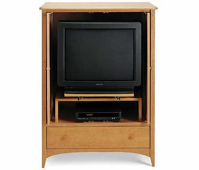 new england tv cabinet pompanoosuc mills real american furniture handcrafted in vermont