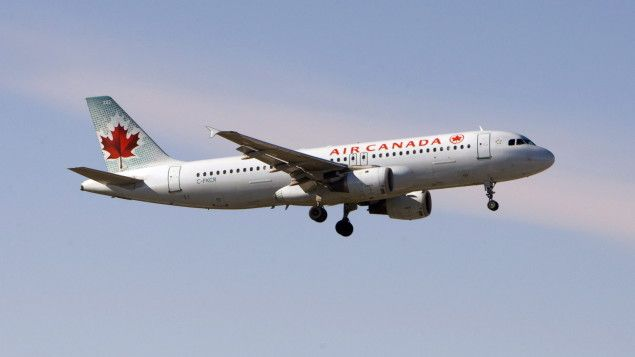 Un autre cas de réservation annulée par Air Canada sans préavis