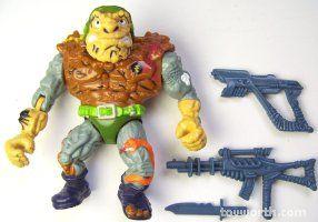 Teenage Mutant Ninja Turtles action figures: Traag