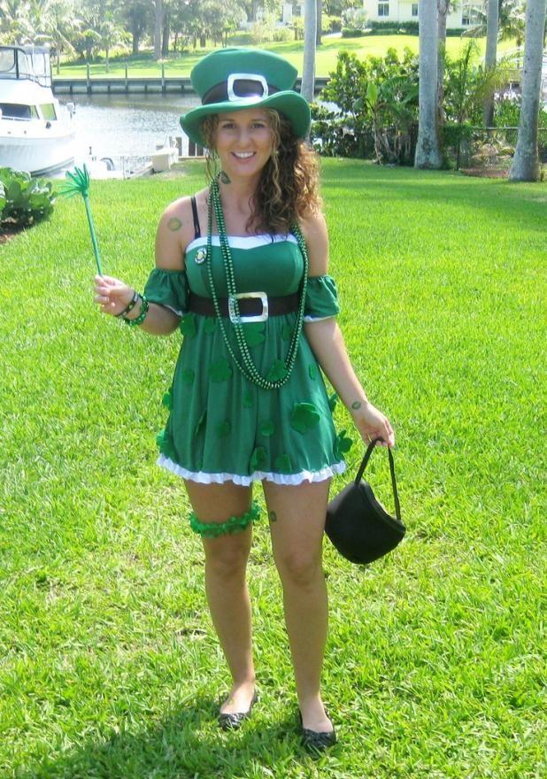 Irischer Kobold Kostüm selber machen   Kostüm Idee zu Karneval, Halloween & Fasching