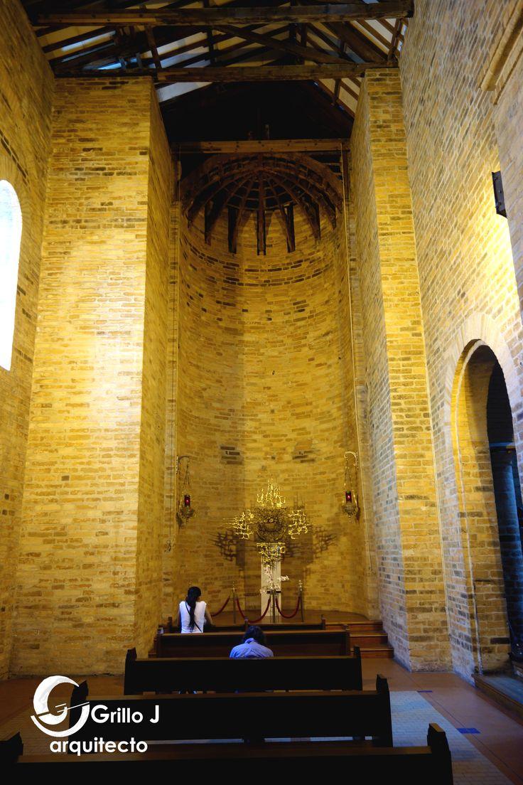 Catedral de Nuestra Señora de la Pobreza. (Absidiolos) capilla del Sagrario.