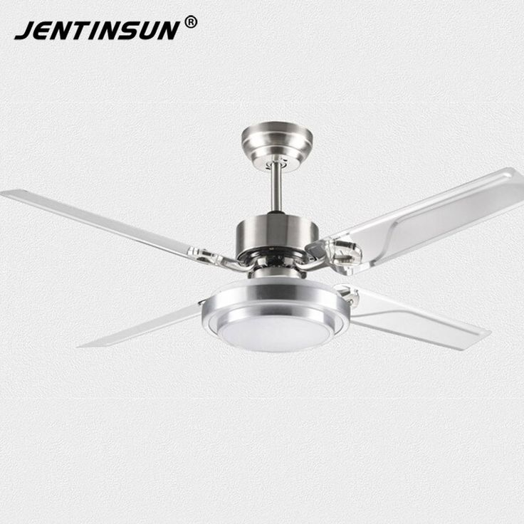 New Fashion modern quiet ceiling fans with lights Diameter 120cm lamp 18W, Fan 70W , really no voice #Affiliate