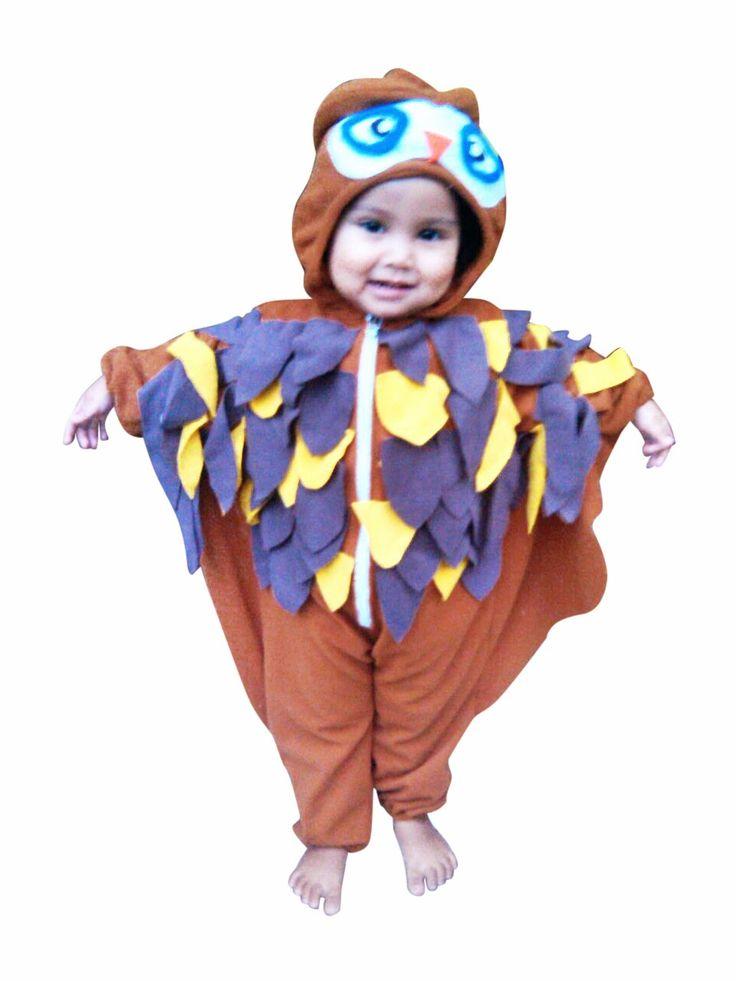 Menyediakan kostum anak