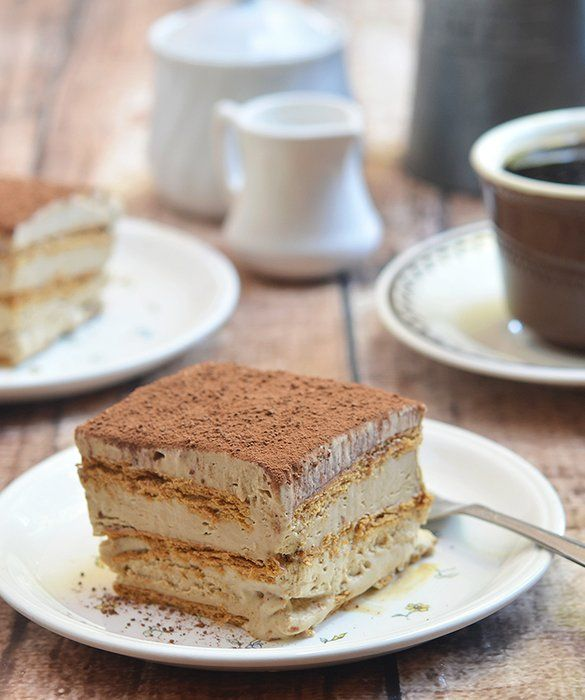... classic icebox cake with an easy recipe. Perfect and simple enough to