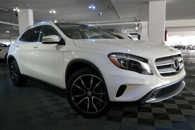 Awesome Awesome 2015 Mercedes Benz Gla Class Gla 250 2015 Mercedes Benz Gla Class Gla 250 34923 Miles Cirrus White Sport U Mercedes Benz Gla Mercedes Benz Benz