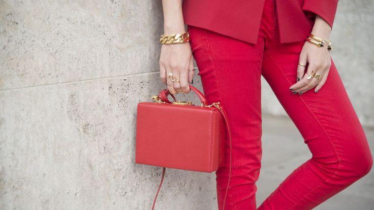 Grace Bag by Mark Cross